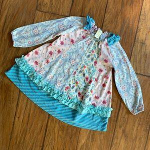 Matilda Jane winter nightgown